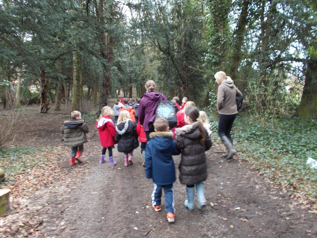 1 Arriving at Forest School