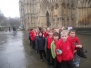 Minster Choir Service