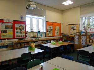Year 3&4 Classroom