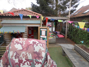 Infant Outdoor Area