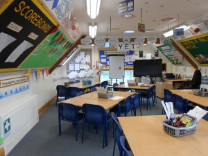 Year 5&6 Classroom