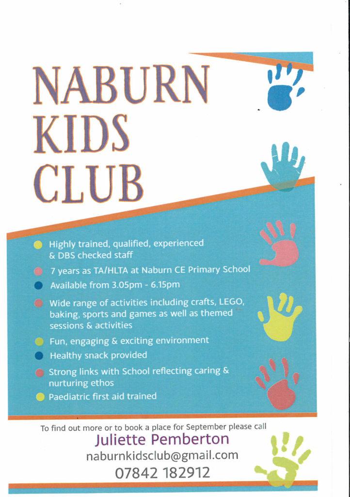 Naburn Kids Club