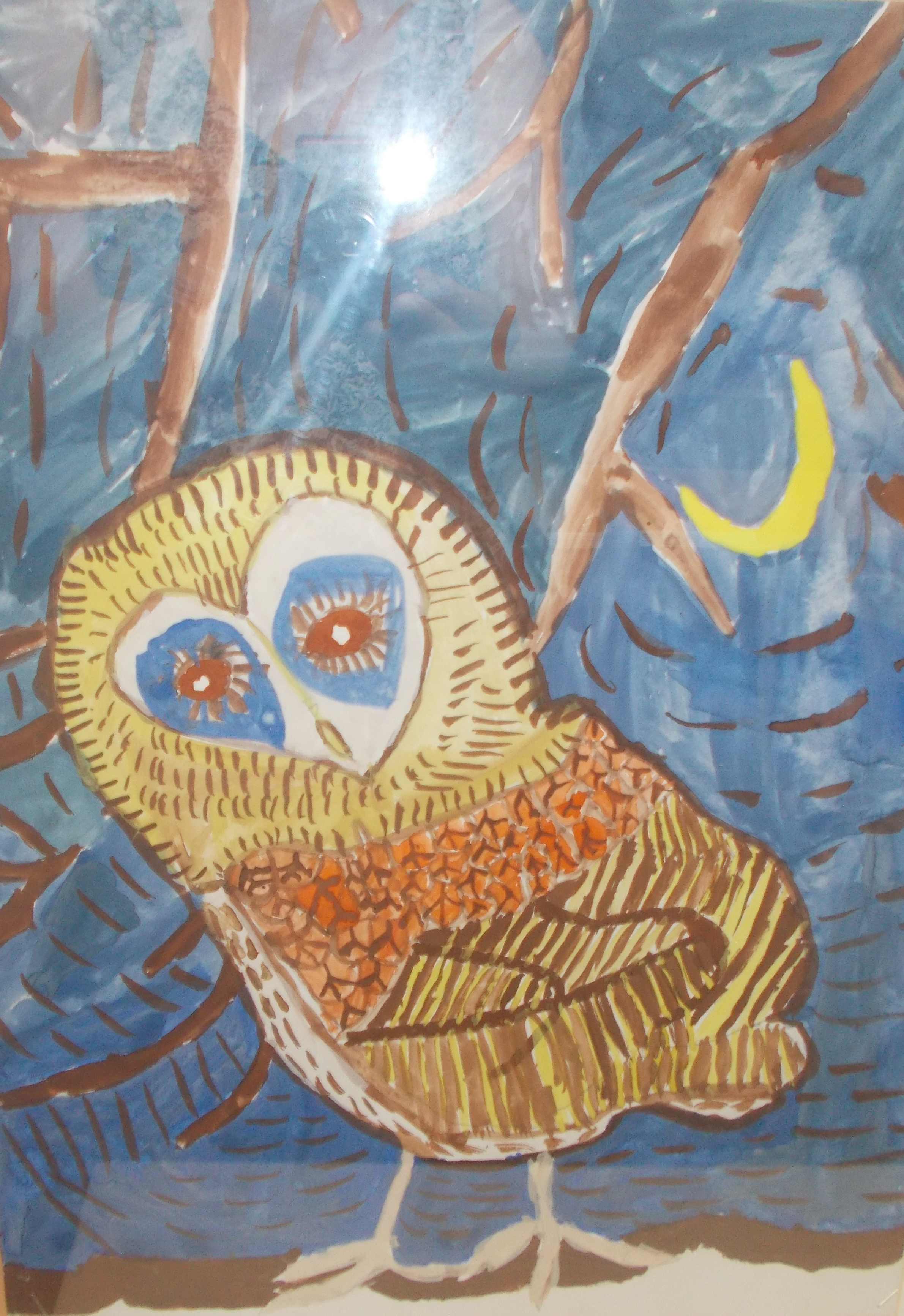 Art Of The Month Naburn Church Of England Primary School